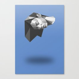 Keep your head up Canvas Print