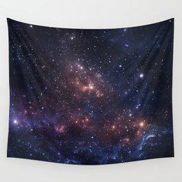 Stars and Nebula Wall Tapestry
