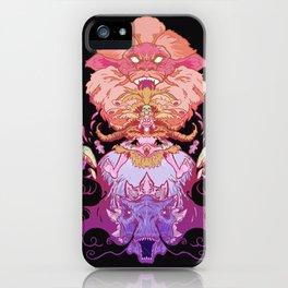 Big Bad Voodoo iPhone Case