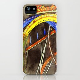 Munich Beer Festival - Looping iPhone Case