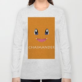 Chaimander all over Long Sleeve T-shirt