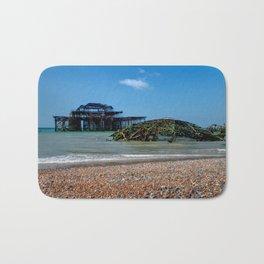 Brighton West Pier Bath Mat