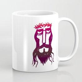 head of Jesus Christ Coffee Mug