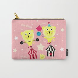 Circus Dreams Carry-All Pouch