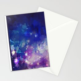 Sparkle Nights Stationery Cards
