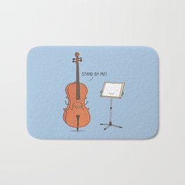 stand by me Bath Mat