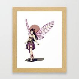 Ajna Step Framed Art Print