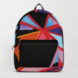 Angles Of A Setting Sky Backpack