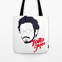 Toro Y Moi - Minimalistic Print Tote Bag