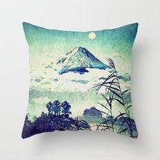 The Midnight Waking Throw Pillow