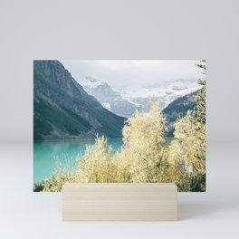 Lake Louise III Mini Art Print