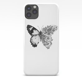 Butterfly in Bloom iPhone Case
