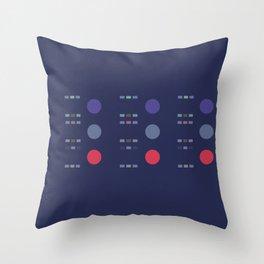 8 E=Chipup7 Throw Pillow