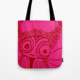Pirouline Tote Bag