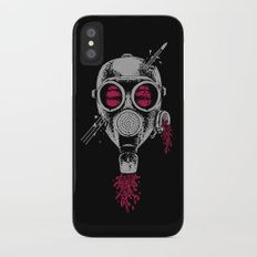through head Slim Case iPhone X