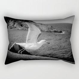 seagull - Gaviota Rectangular Pillow