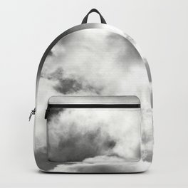 DARK CLOUDS TOUCHING #1 #art #society6 Backpack