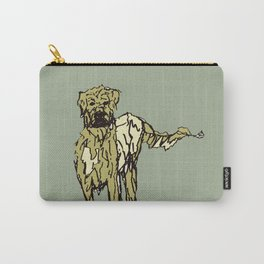 Scraggly Dog Carry-All Pouch
