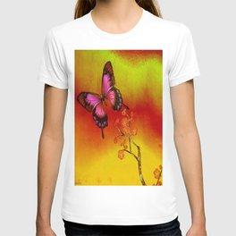 le papillon Japonais  T-shirt