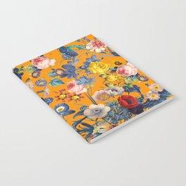 Summer Botanical Garden IX Notebook