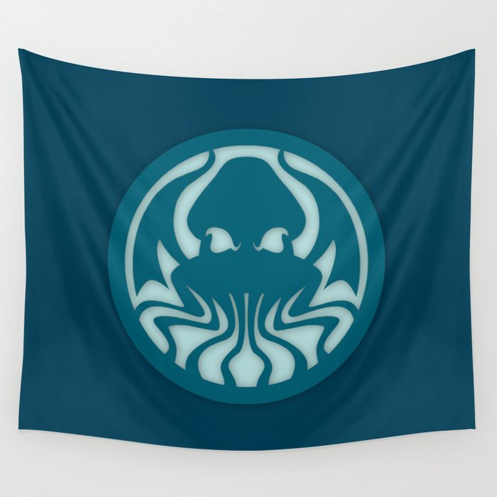 Myths & monsters: Cthulhu Wall Tapestry