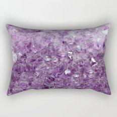 Amethyst Sparks Rectangular Pillow