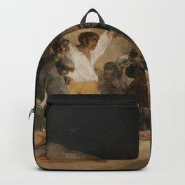 """Francisco Goya """"The Third of May"""" Backpack"""