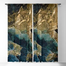 Mineral Specimen 14 Blackout Curtain