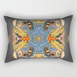 Sham-e-Banaras Rectangular Pillow