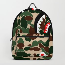 bapepattern Backpack