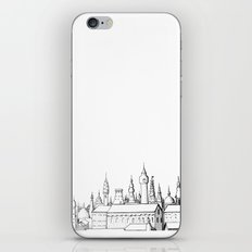 fabulous city iPhone & iPod Skin
