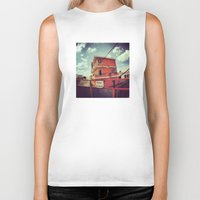 mexico Biker Tanks featuring Mexico by wendygray