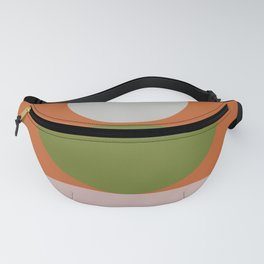 Geometric Shapes #fallwinter #colortrend #decor Fanny Pack