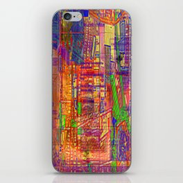 My Dumbass Runneth Over [A.N.T.S. Series] iPhone Skin