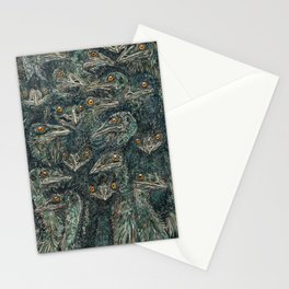 Emus Stationery Cards