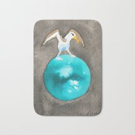 Albatross and Titan Bath Mat