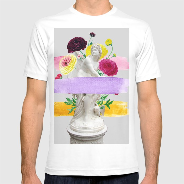The Witch in the Museum T-shirt