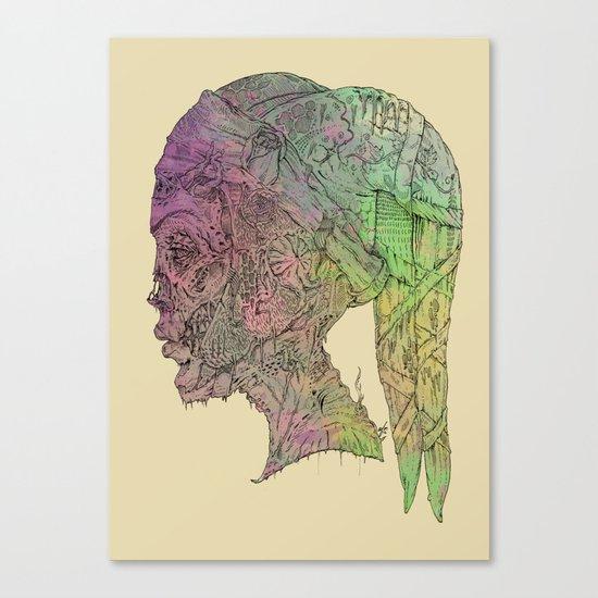 Aayla Secura Canvas Print