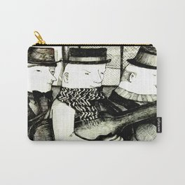 Three Musicians Carry-All Pouch