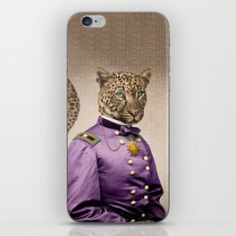 Grand Viceroy Leopold Leopard iPhone Skin