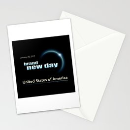 Brand New Day Stationery Cards