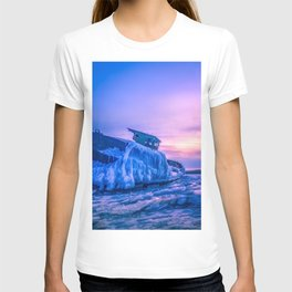 Frozen boat T-shirt