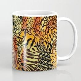 Africa style pattern Coffee Mug