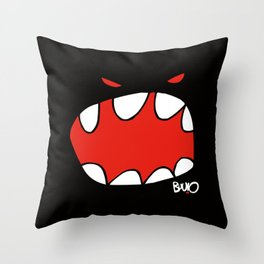 BUU!O Throw Pillow