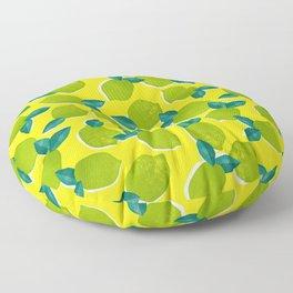 Limes for daysss Floor Pillow