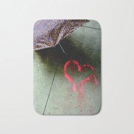 Love Is Love And Not Fade Away Bath Mat