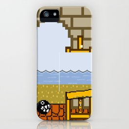 The Chompy Condition iPhone Case
