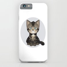 Tabby Kitten iPhone 6s Slim Case