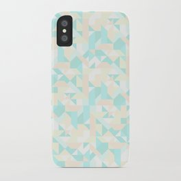 Aztec Pastel iPhone Case