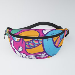 Easter is coming Fanny Pack